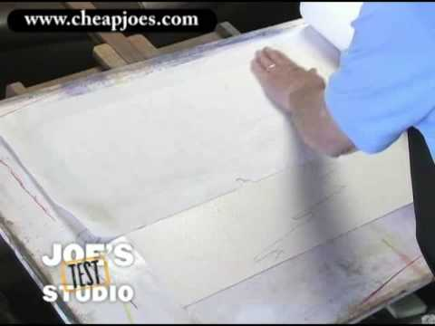 stretching watercolor paper watercolor demonstrations youtube. Black Bedroom Furniture Sets. Home Design Ideas