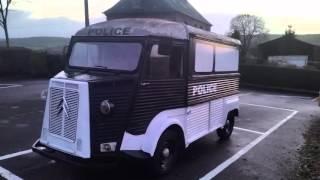 Citroen HY POLICE VAN
