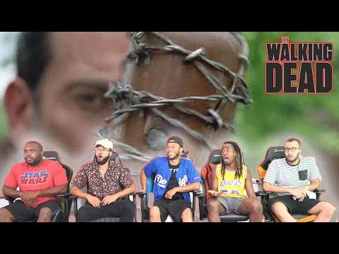 "The Walking Dead Season 7 Episode 8 ""Hearts Still Beating"" Reaction/Review"