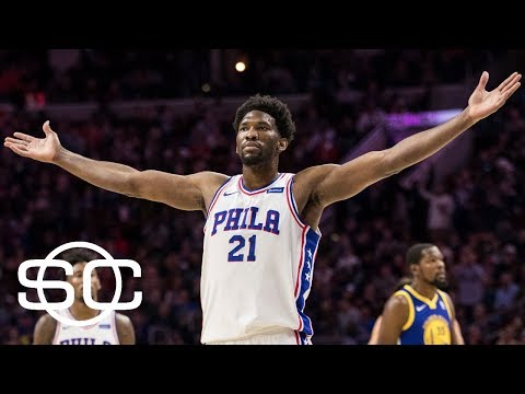 Who is the real Joel Embiid? | SportsCenter | ESPN