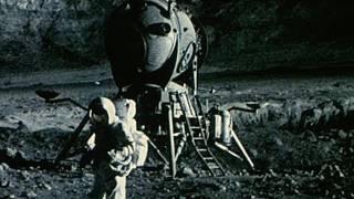 Apollo 18 - Filmausschnitt - Die sowjetische Mondfähre
