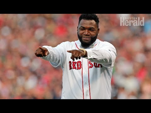Thumbnail: Red Sox Retire Ortiz's Number 34 Because it Feels Right