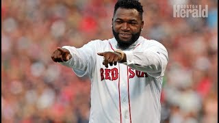 Red Sox Retire Ortiz's Number 34 Because it Feels Right