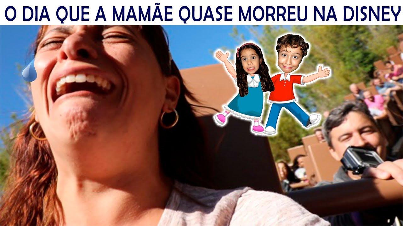 Download O DIA QUE A MAMÃE QUASE MORREU NA DISNEY (MY MOTHER ALMOST DIED AT DISNEY)