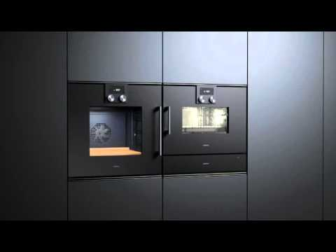 gaggenau ovens 200 series introduction youtube. Black Bedroom Furniture Sets. Home Design Ideas