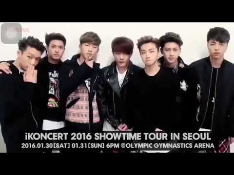 Ikon - get ready showtime