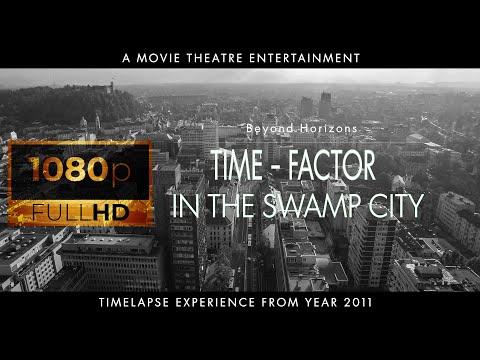 T-factor (Ljubljana Timelapse) in the Swamp City