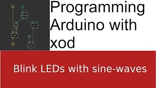 Programming Arduino with xod - part 2