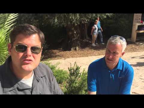 2015 November Pastors Ed Garvin & Aaron Cole