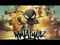 Capture de la vidéo The Toxic Avenger - Mutafukaz (Original Soundtrack) (2018) [Ost]