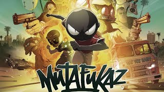 The Toxic Avenger - Mutafukaz (Original Soundtrack) (2018) [OST]