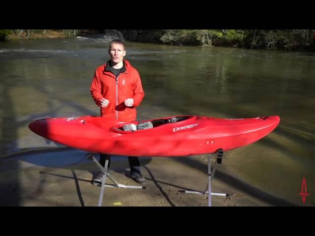 Dagger Nomad | Whitewater Creeking Kayak