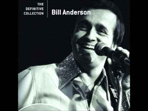 Bill Anderson- Po' Folks