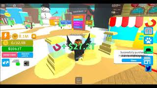 ( Very Funny ) Noob with 5 Shiny Than-Bears (Roblox Magnet Simulator)!