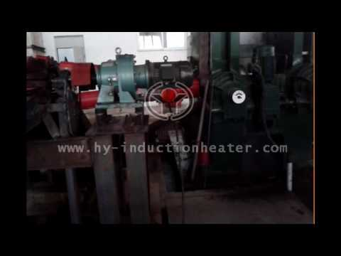 100mm hot rolling steel ball production line