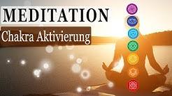 Geführte Morgen Meditation - 7 Chakra Aktivierung - für Energie & Wohlbefinden