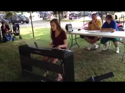 Touch It - Emily Moore (Ariana Grande Cover live at Ottawa County Fair)