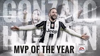 Gonzalo Higuain, MVP of the season!