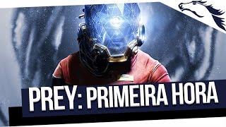 PREY: Início do Gameplay, Dublado em Português PT-BR