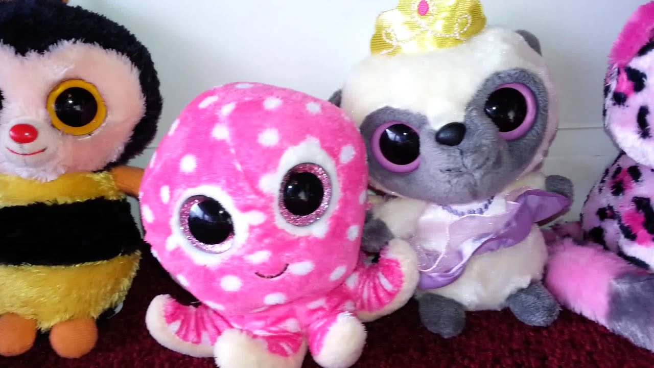 60 Beanie Boos And Counting Youtube