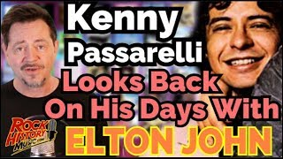 Download Kenny Passarelli Remembers Elton John's Rock of The Westies, Blue Moves & Dee Murray MP3 song and Music Video