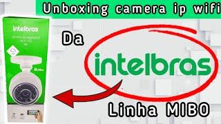 REVIEW CAMERA IP INTELBRAS IC5  720P LINHA MIBO SEM DVR