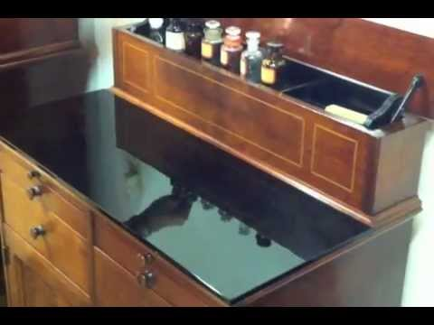 Early 20th Century Apothecary Cabinet