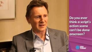 Liam Neeson reveals