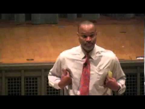 Winston Bennett Speaks to Bardstown High School