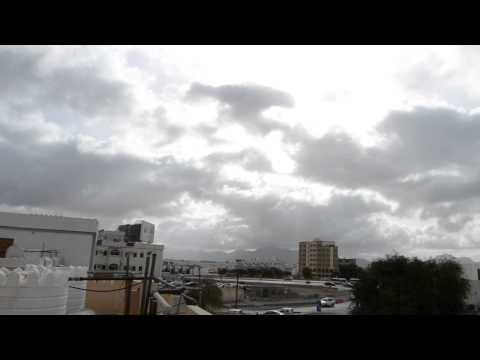 Cloudy day at Firq Nizwa.Oman.