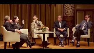 Panel Discussion with Alexander Stoddart, Juliette Aristides, Peter Kwasniewski, Ethan Anthony, 2018