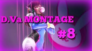 D.Va Montage ♥ that's one for my Highlight Reel Episode 8 ♥