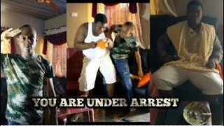 African police reaction to crimes committed by the rich man and the poor man
