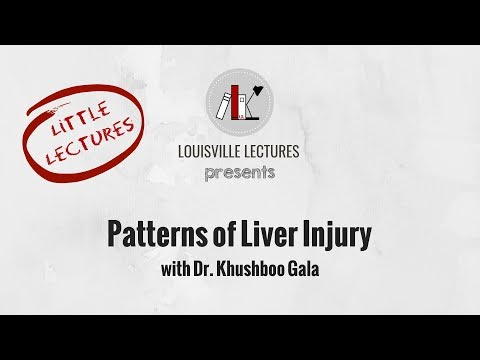 Patterns Of Liver Injury Final With Dr. Kushboo Gala