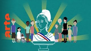 Frankreich und seine symbolischen Adoptivkinder | Karambolage | ARTE