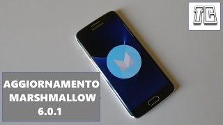 Samsung Galaxy S6 finalmente arriva Marshmallow!