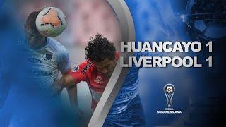 Sport Huancayo vs. Liverpool [1-1] | RESUMEN | Segunda Fase | CONMEBOL Sudamericana 2020