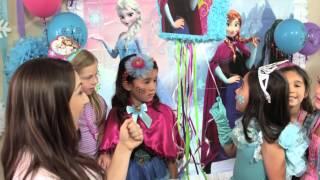 Video Frozen Birthday Party Ideas download MP3, 3GP, MP4, WEBM, AVI, FLV Februari 2018