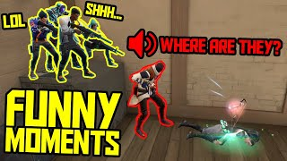 FUNNIEST MOMENTS IN VALORANT #48