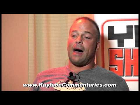 YouShoot: RVD (Rob Van Dam) - official trailer for shoot interview