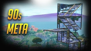 How To Do All Meta 90s - Normal And Slow Motion - Fortnite Tips And Tricks(Meta 90s)
