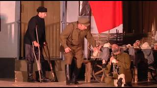 Артур и Фатима Кидакоевы - Спектакль