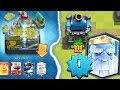 CAN A LEVEL 1 UNLOCK ROYAL GHOST? | Clash Royale | Arena 10 Hog Mountain