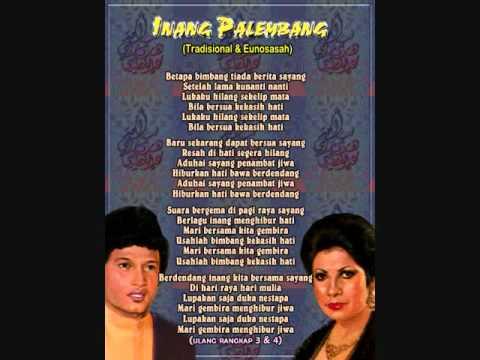 Herman Tino & Sharifah Aini - Inang Palembang