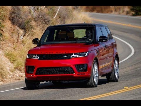 New Range Rover Sport Phev 2018 Review New Model Car Specs Wallpaper