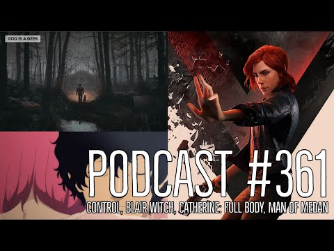 Podcast #361: Blair Witch, Control, Astral Chain - YouTube