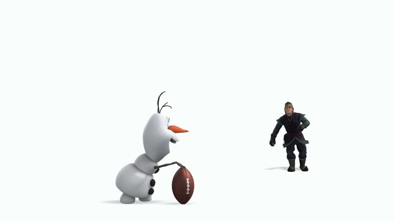 4bfb920c80f98 Disney s Frozen - Super Bowl Sunday - YouTube