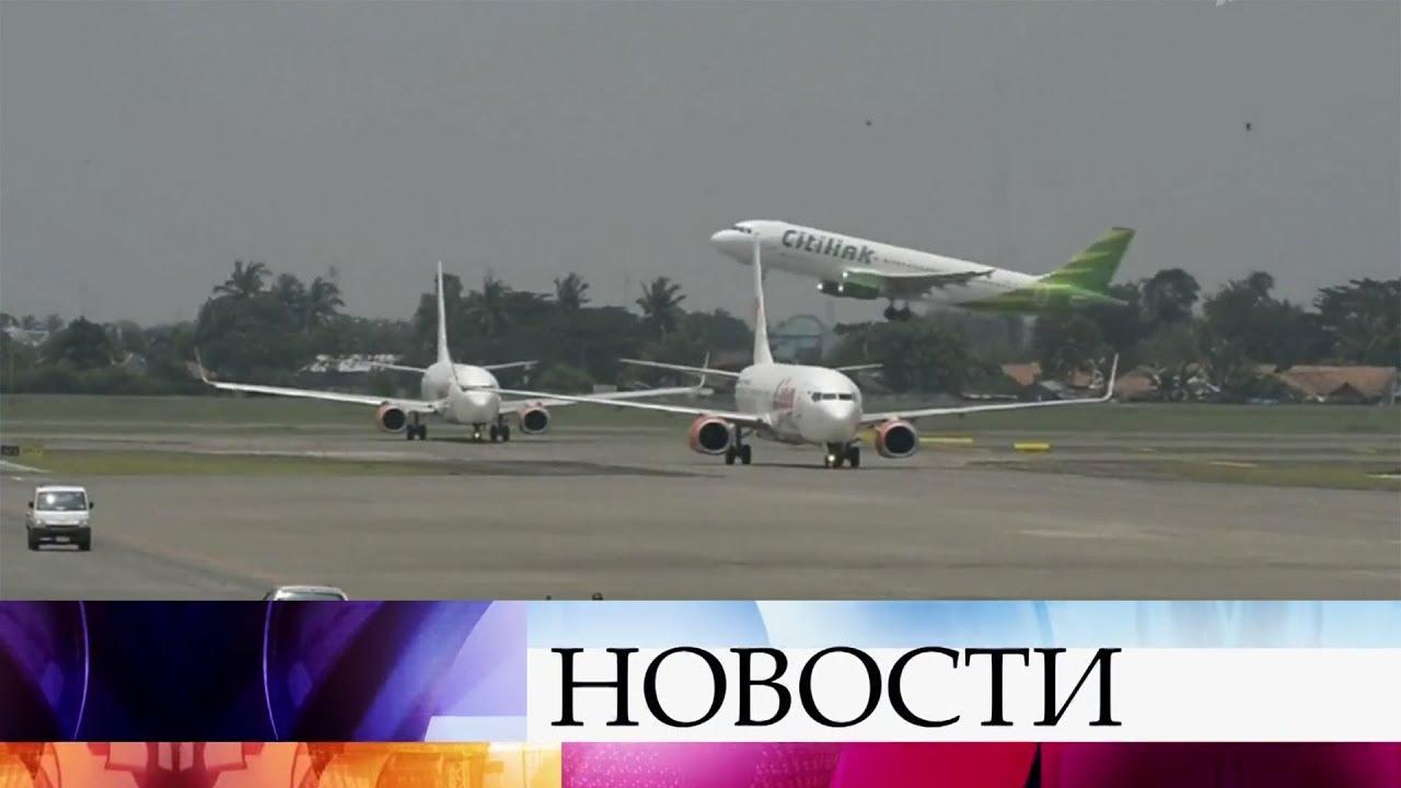 В Индонезии потерпел крушение пассажирский Boeing 737.