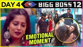 Dipika Cries After Loosing Task   Kriti Roshmi FIGHT With Dipika   Bigg Boss 12 Episode 4 Update