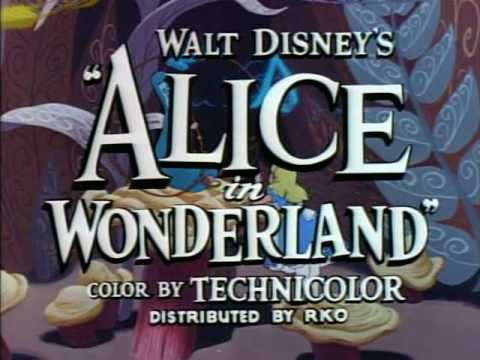 Alice in Wonderland trailer